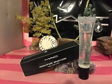 MAC Cosmetics Clear Lipglass Lipgloss  new in box lip gloss Original from MAC