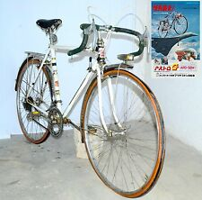 Ancien vélo de course peugeot record du monde 1971, old bike peugeot