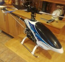 Raptor 70 Thunder Tiger ~ se unen & Fly