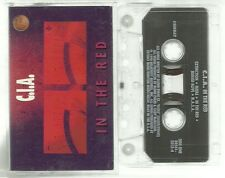 In the Red by C.I.A. (Cassette, May-1990, Combat Records)