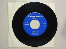 """DRONES:I Haven't Got The Nerve-You Can't Use Me No More-U.S. 7"""" 67 Drone 4388"""