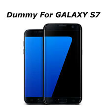 Black 1:1 Size Non Working Display Dummy Phone Toy Model For Samsung Galaxy S7