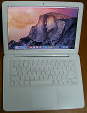 "Apple MacBook 7.1 Unibody 13.3"" White A1342 Mid 2010 / 2.40Ghz, 250GB HDD, 3GB"