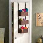 Southern Enterprises Over-The Door 3-Tier Basket Storage HZ6233 Basket Storage