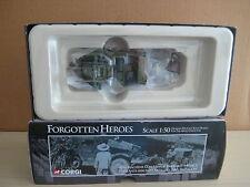 """Corgi 1:50 M-16 Half Track Quad Guns """"Forgotten War""""  MIB Korea   War Games"""