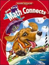 NY Math Connects, Grade 1, Consumable Student Edition, Volume 2 (New York Math C