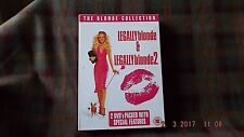 LEGALLY BLOND & LEGALLY BLOND 2 DVD