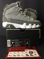 2002 DS NEW NIKE AIR JORDAN IX 9 RETRO COOL GREY MEN 7.5 WOMEN 9 OLIVE 7 8 1 2 3