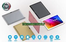 TABLET 10 POLLICI 3G OCTA CORE 4GB RAM 64GB ROM ANDROID 6 DUAL SIM WIFI GPS