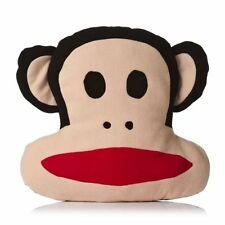 Paul Frank Julius the Monkey Head Cushion ( 40 cm x 38cm ) . Childrens Bedroom