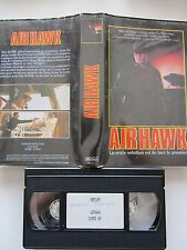Air Hawk de David Baker, 1981, VHS, Action, RARE!!!!