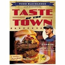 Taste of the Town : A Guided Tour of College Football's Best Places to Eat by...