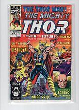 Thor #438 NM- Frenz Milgrom Sif Balder Zarrko Stellaris
