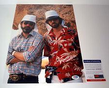 GEORGE LUCAS STAR WARS INDIANA JONES SIGNED AUTOGRAPH 11X14 PHOTO PSA/DNA COA #3