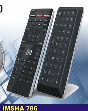 ORIGINAL VIZIO XRT500 LED LCD REMOTEV with QWERTY Keyboard & Smart APPS