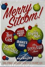 Merry Sitcom! Christmas Classics from TV's Golden Age DVD Bewitched, Flying Nun.