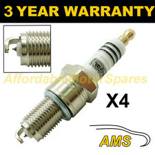 4X IRIDIUM PLATINUM SPARK PLUGS FOR VOLKSWAGEN POLO 501 1996-1999