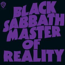 BLACK SABBATH MASTER OF REALITY REMASTERED DIGIPAK 2 CD Re-Issued 2016 NEW