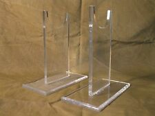 "Premium Acrylic 5"" Tall Antique & Military Firearms Rifle Carbine Display Stand"