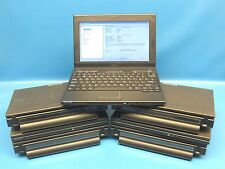 Lot of 7 Dell Latitude 2120 Laptops-Intel Atom@1.50+GHz-2GB RAM-120GB HDD