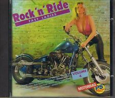 Rock'n'Ride Vol. 04 Fast Ladies CD Various Audiophile Rar OOP
