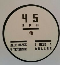 "Aloe Blacc vs. Tensnake ""I Need A Dollar"" * Tensnake Remix / tendollar"