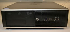 HP Compaq 6005 Sff AMD Phenom 3.40GHz 4GB DDR3 Ram 250GB HDD Win 7 Wifi
