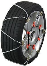 255/55-16 255/55R16 Tire Chains Volt Cable Snow Traction Passenger Vehicle Car