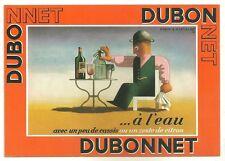 CPM - Carte postale  publicité DUBONNET collection pulicités anciennes
