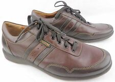Mephisto Men's Bonito Brown Leather Shoes sz: US 9.5
