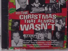 The Christmas That Almost Wasn't Music CD