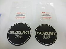 Suzuki GS1100E,GS750T 1982-83  nos engine emblem set  68233-49500