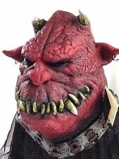 2Oversize Ogre Monster Deluxe Latex Costume Mask Mario Chiodo Masterpiece Prop