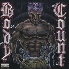 BODY COUNT - s/t Body Count LP - Ice-T Punk Metal Hardcore Vinyl - SEALED & NEW