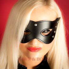 Cat Mask - Catwoman - Catmask - Fancy Dress - Sexy - Black