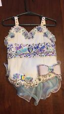 3-5t Cupcake Glitz Pageant Dress