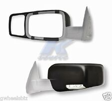 2010-11 2012 2013 2014 2015 2016 DODGE RAM 2500 3500 SNAP TOW MIRROR EXTENSION