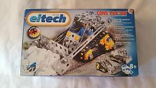 Eitech Tracked Vehicles Metal Construction Set C89 Building Toy