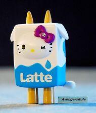 TokiDoki X Hello Kitty Vinyl Figures Latte