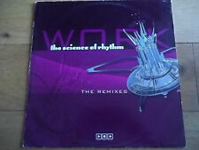 "THE SCIENCE OF RHYTHM - WORK - 12"" RECORD - START STOP RECORDS - SSR 00010R"