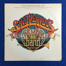 BEE GEES / VARIOUS Sgt. Pepper's Lonely Hearts Club Band USA vinyl LP Beatles