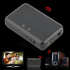 3.5mm Stereo Audio A2DP Bluetooth Music Receiver Adapter For TV DVD MP3 BE