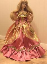 "CINDERELLA Franklin Heirloom Mint 19"" Porcelain Doll Fairy Tale Princess"