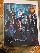 Avengers Cast Signed Photo: Robert Downey Jr./Chris Evans/Chris Hemsworth more