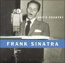 FRANK SINATRA CD - God's Country **LIKE NEW** The House I Live In, America Beaut