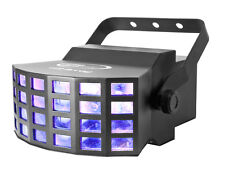 Eliminator LED ARRAY RGB Derby sound active DJ Dance Party Light   SEE VIDEO!