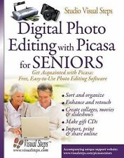 Digital Photo Editing with Picasa for Seniors: Get Acquainted with Pic-ExLibrary