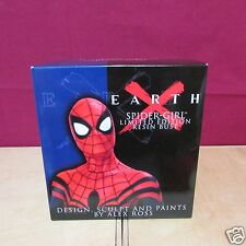 EARTH X SPIDER-GIRL RESIN BUST NEW MARVEL