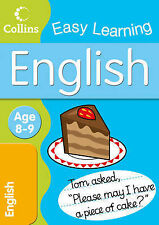 English: Age 8-9 (Collins Easy Learning Age 7-11), 0007301081, New Book