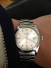 100% Genuine Automatic RARE Rolex Oyster Perpetual Air-King-Date Full Size 35mm